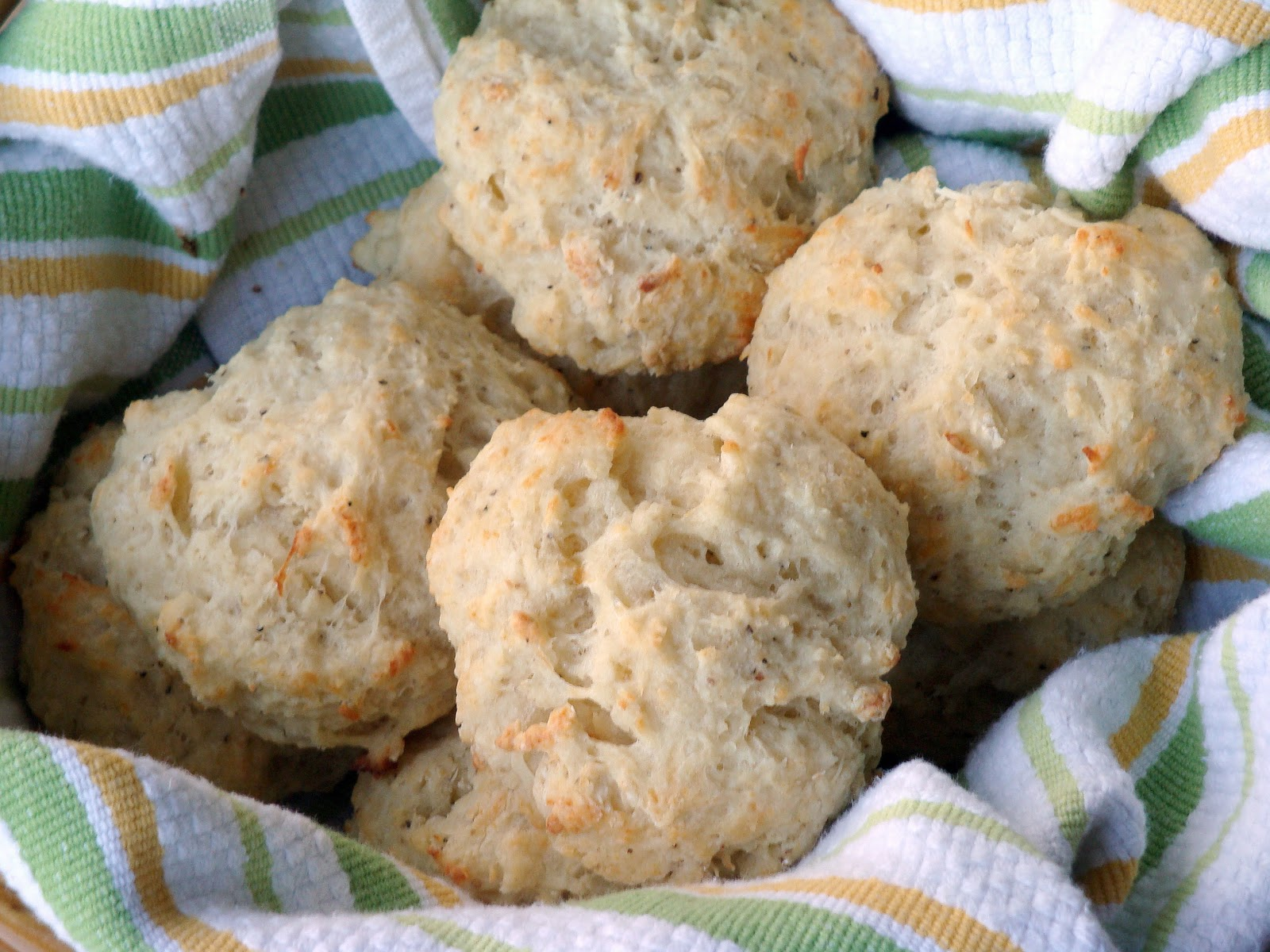 Quick Biscuit Recipe Truffle Parmesan Biscuits With Pesto And ...