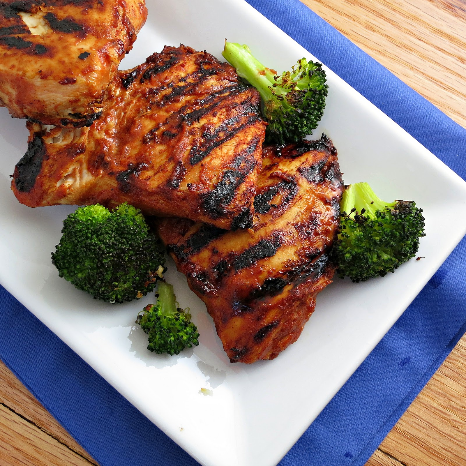 Grilled bbq chicken for What sides go with barbecue chicken