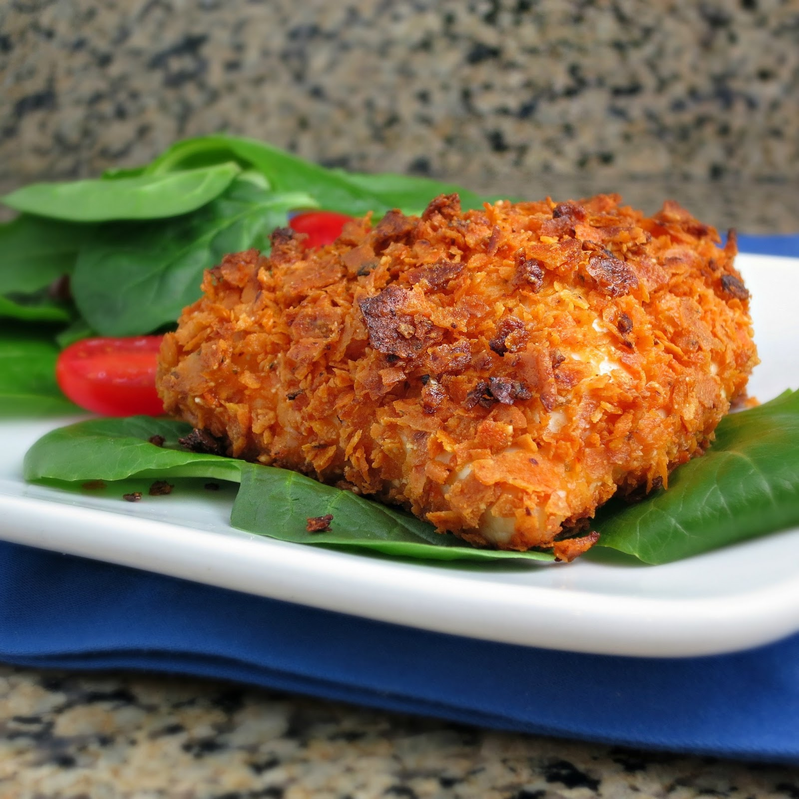 Baked Doritocrusted Chicken