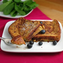 Baked Cinnamon French Toast | alidaskitchen.com