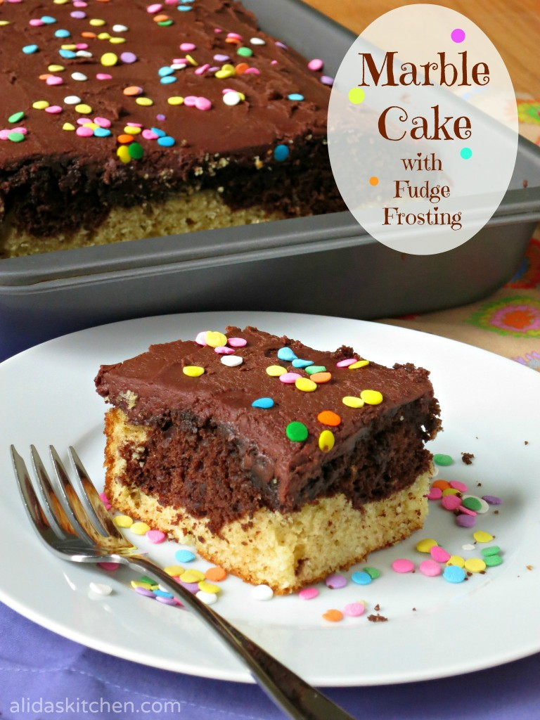 marble-cake-with-fudge-frosting