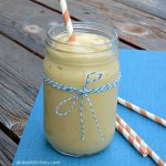 Healthy Banana Mango Smoothie