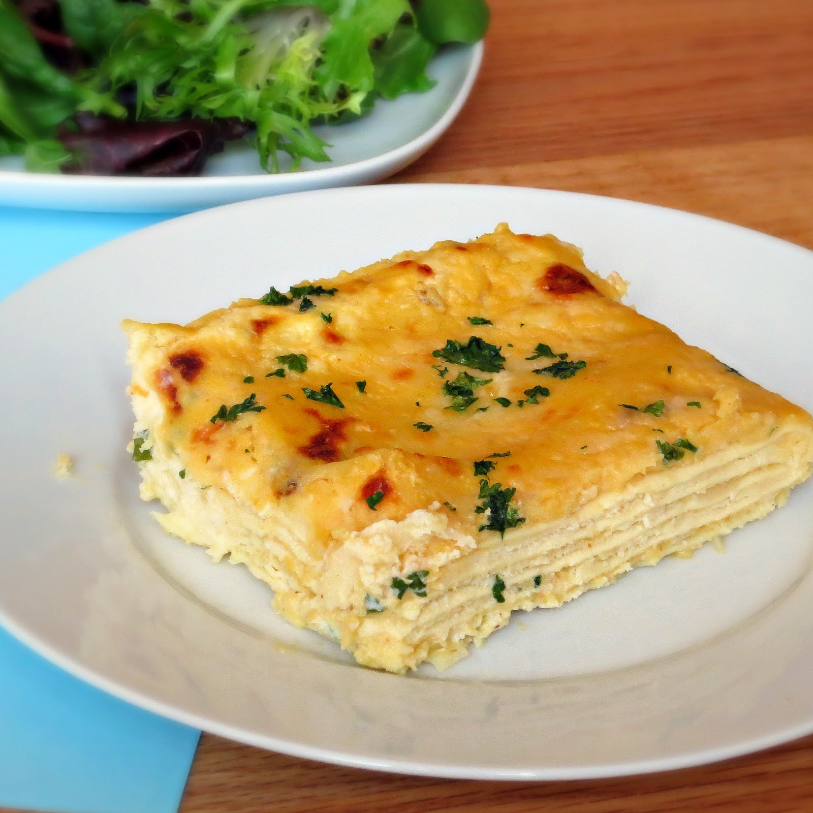 ... lasagna with cream cheese vegetarian four cheese lasagna recipe yummly