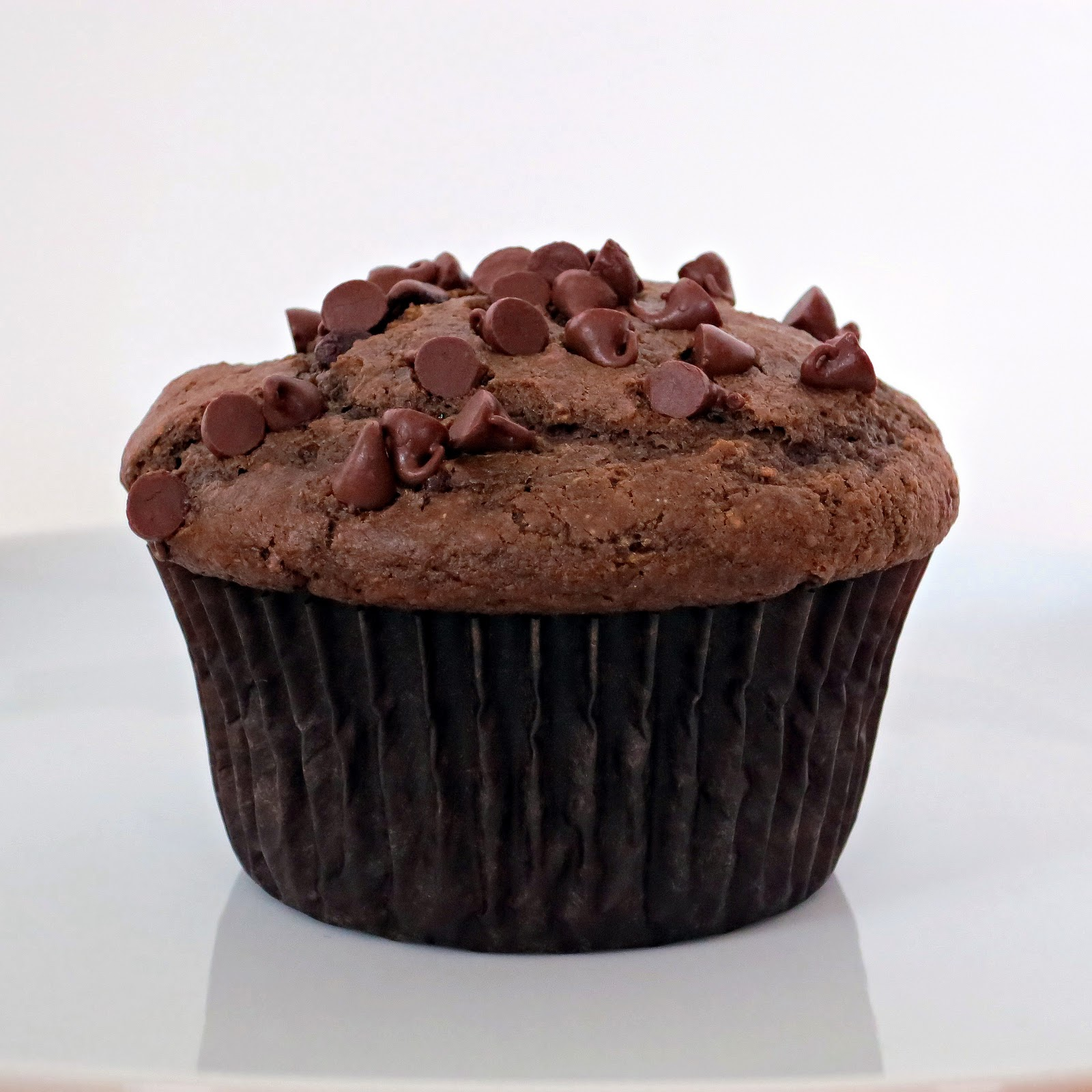 Double Chocolate Chip Muffins - Alida's Kitchen