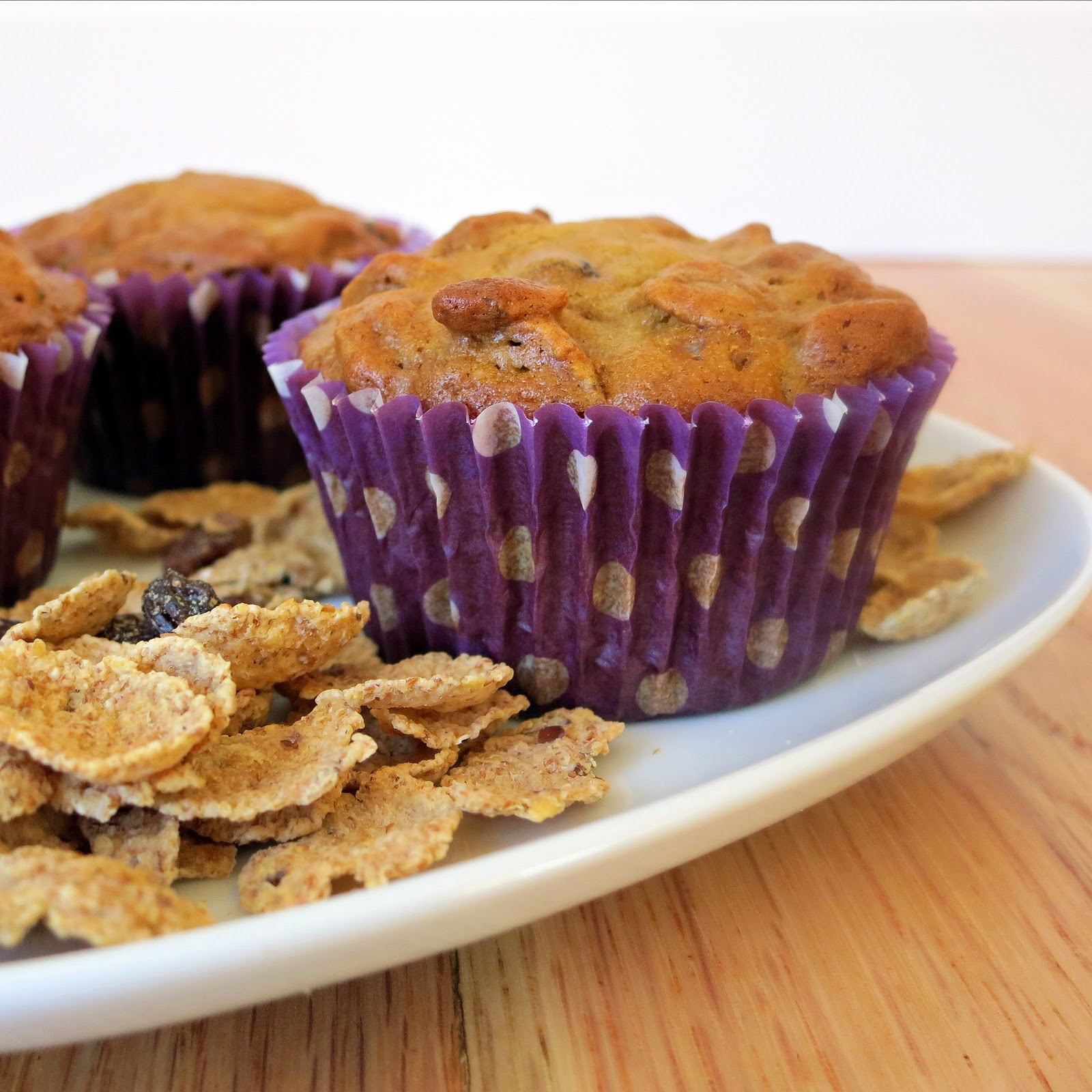 Raisin Bran Muffins - Alida's Kitchen