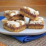 S'more Blondies