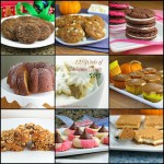 12 Weeks of Christmas Treats ~ Round Up