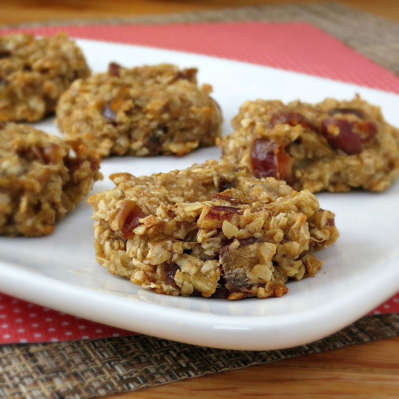 Healthy Banana Cookies - Alida's Kitchen