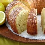Lemon Buttermilk Bundt Cake #SundaySupper
