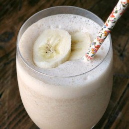 Chocolate Banana Smoothie | alidaskitchen.com